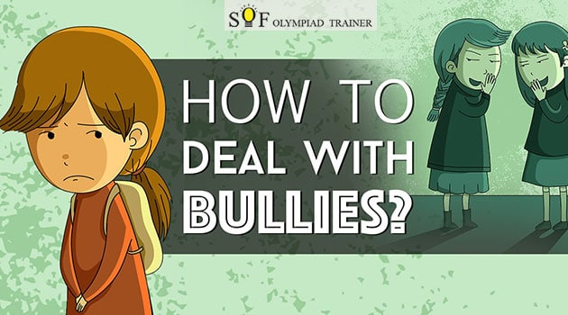 How to Handle Bullying in School : Point of View of a Bully!