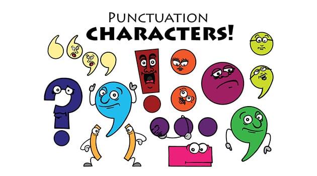 english-punctuation