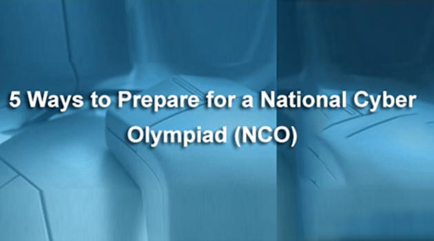 5 Ways to Prepare for a National Cyber Olympiad (NCO) - SOF Olympiad