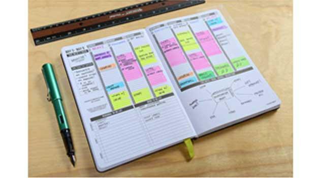 Keep-a-planner