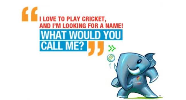 ICC CRICKET WORLD CUP MASCOTS